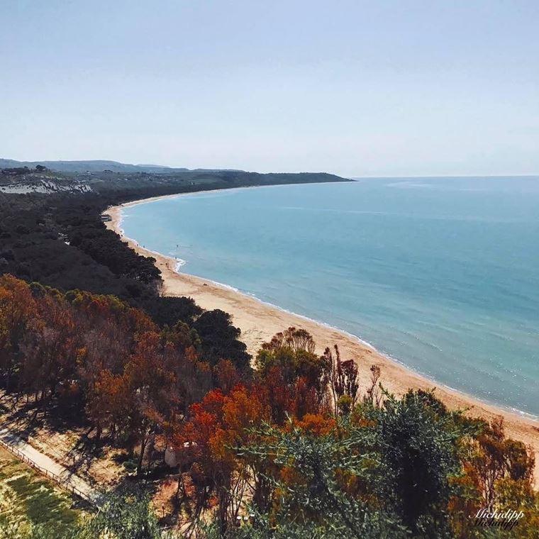 Лучшие пляжи Сицилии: Гераклеи Минойской