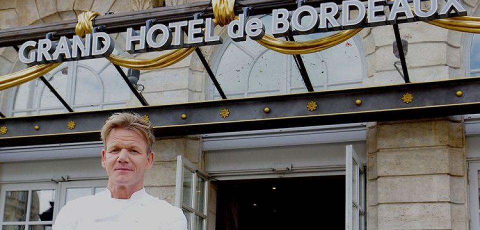 Le Pressoir D'Argent – французский ресторан Гордона Рэмзи в Бордо