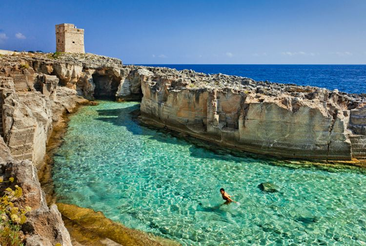 Лучшие пляжи Апулии, Италия (10)