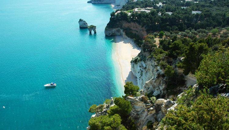 Лучшие пляжи Апулии, Италия (2)