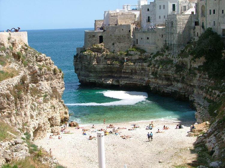 Лучшие пляжи Апулии, Италия (3)