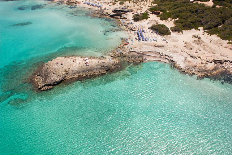 Лучшие пляжи Апулии, Италия (4)