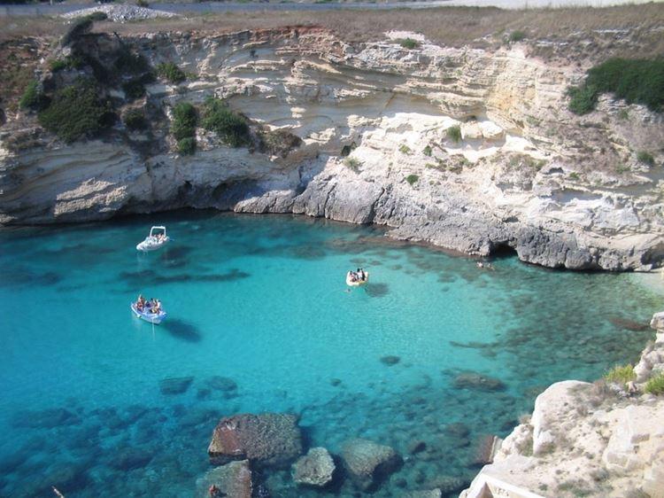 Лучшие пляжи Апулии, Италия (5)