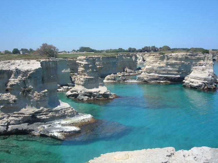 Лучшие пляжи Апулии, Италия (6)