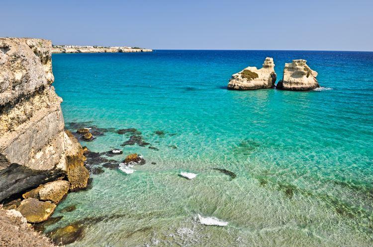 Лучшие пляжи Апулии, Италия (8)
