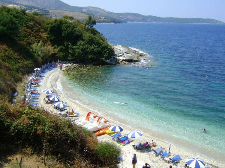 Лучшие пляжи острова Корфу, Греция: Авлаки