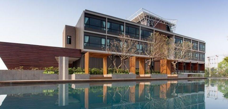 В Чиангмае открывается отель North Hill City Resort