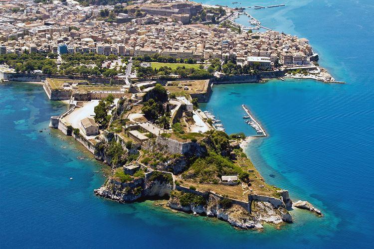 Отдых на острове Корфу, Греция (1)
