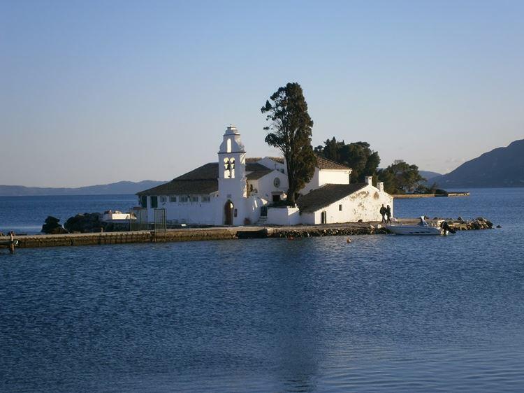 Отдых на острове Корфу, Греция (5)
