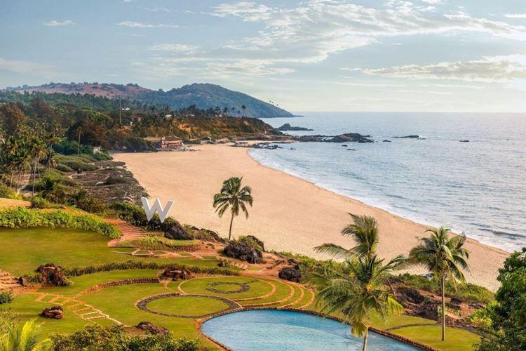 Отель W Goa Индия  (2)
