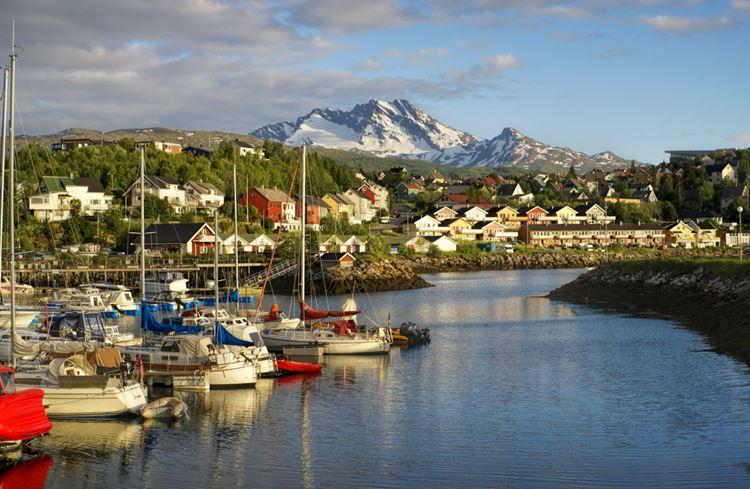 Нарвик – для любителей гор и экстремального спорта