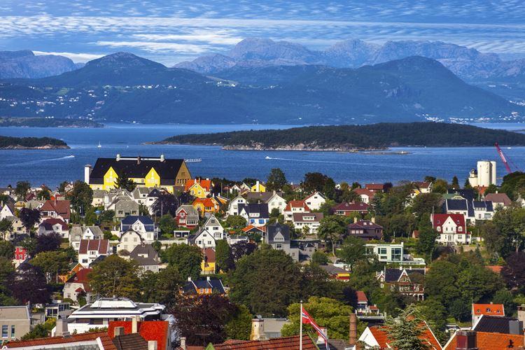 Ставангер – богатый город и нефтяная столица