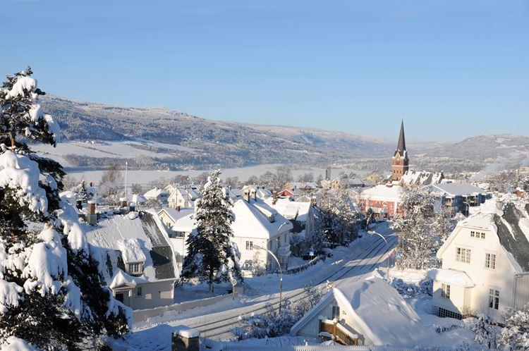 Лиллехаммер – горнолыжный курорт и столица зимних видов спорта