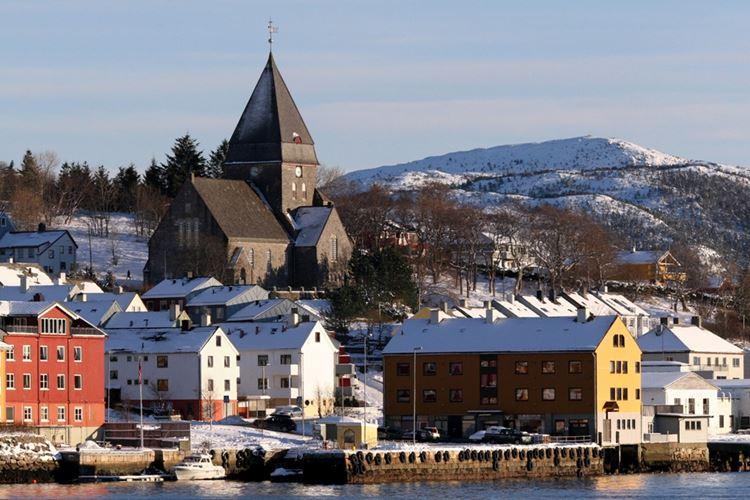 Кристиансанн – норвежский город музеев
