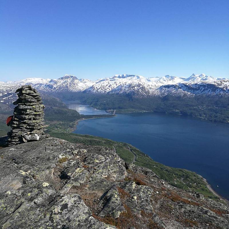 Красивые города Норвегии: Нарвик