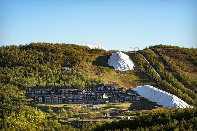 Красивые города Норвегии: Гейло