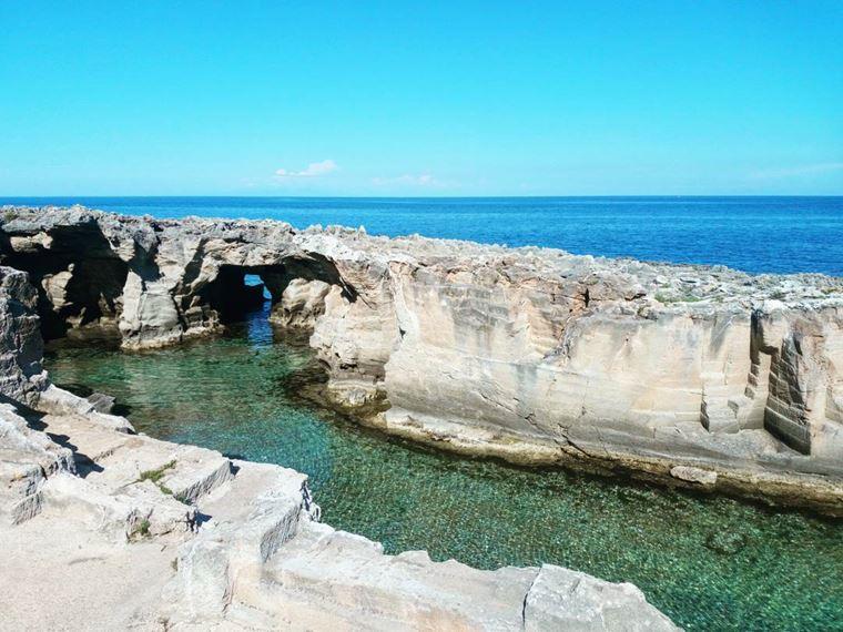 Лучшие пляжи Апулии: Марина Серра