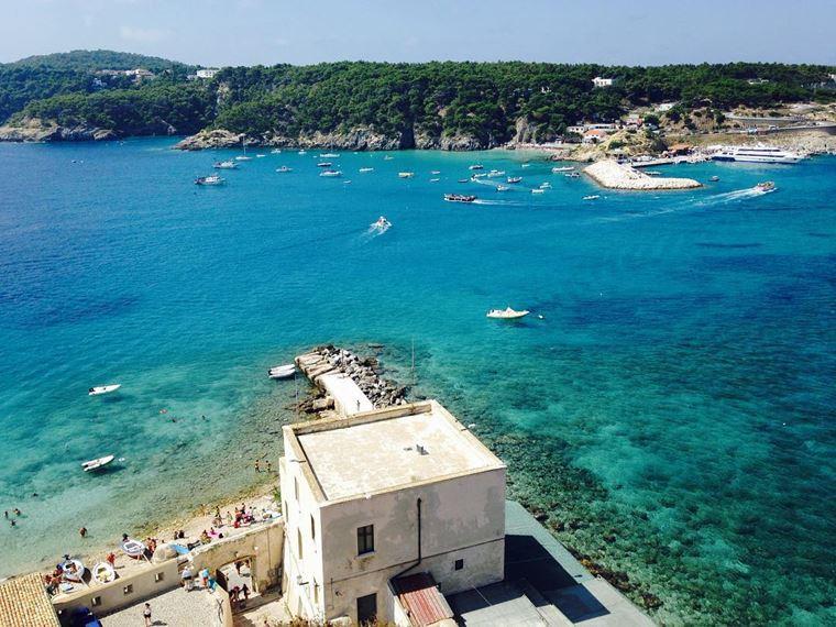 Лучшие пляжи Апулии: остров Сан-Никола