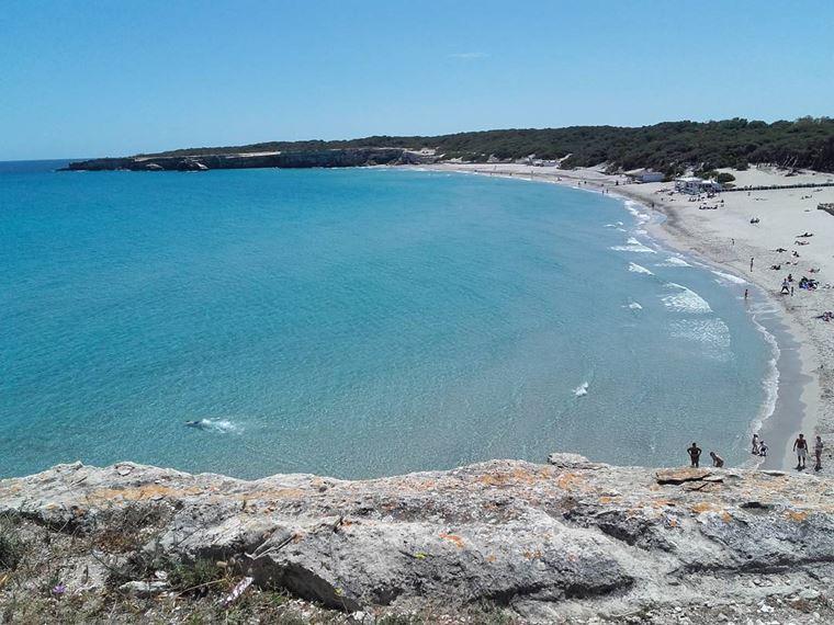 Лучшие пляжи Апулии: Торро-дель-Орсо