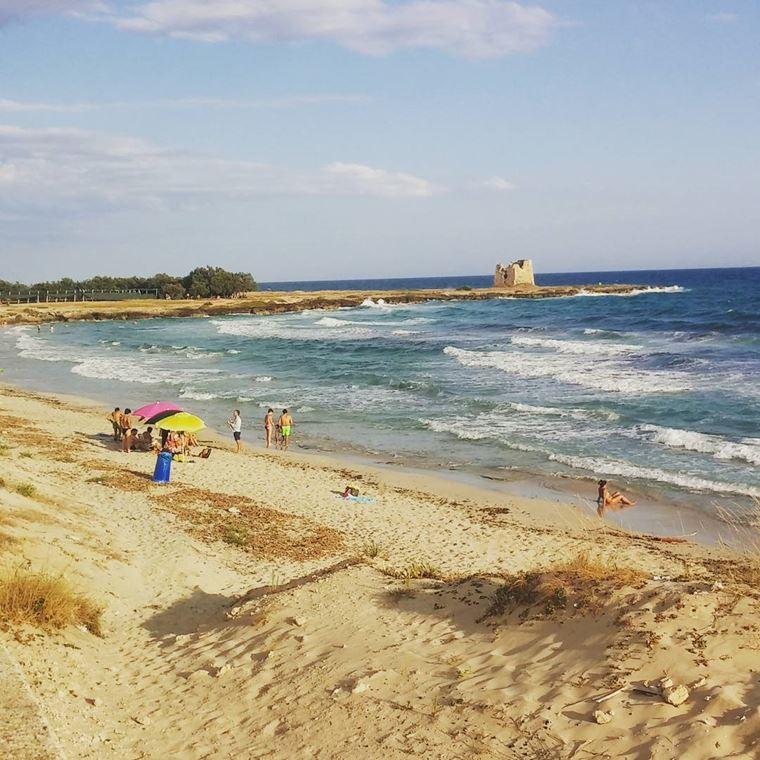 Лучшие пляжи Апулии: Торре Сгаррата