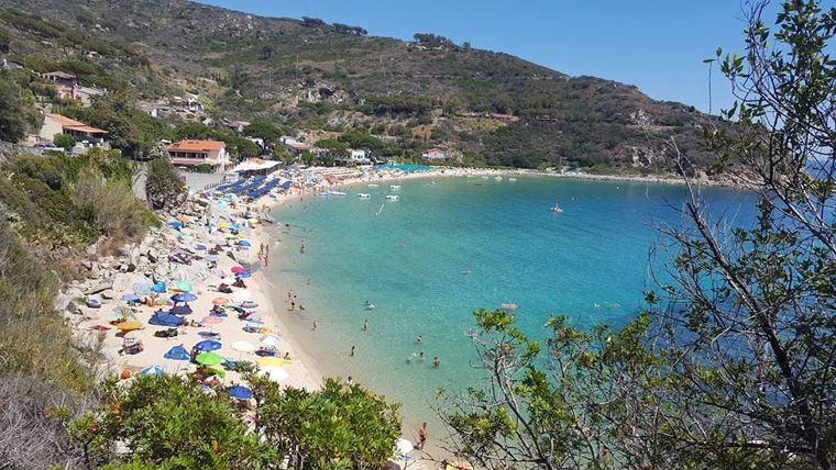 Лучшие пляжи Тосканы: Каволи