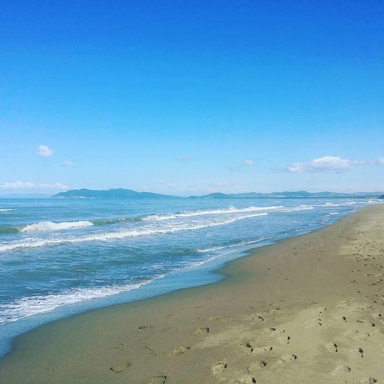 Лучшие пляжи Тосканы: Джаннелла