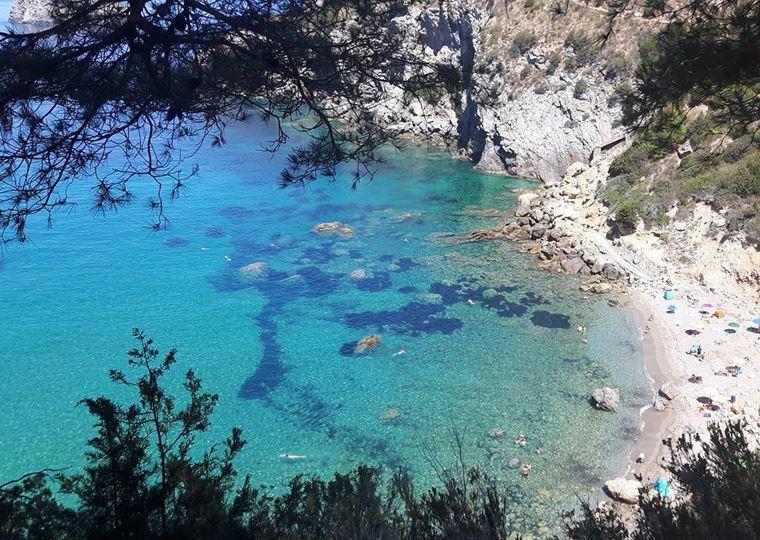 Лучшие пляжи Тосканы: Кала дель Джессо