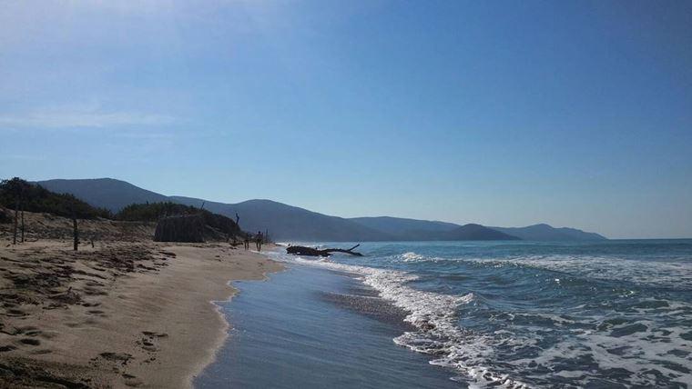 Лучшие пляжи Тосканы: Коллелунго