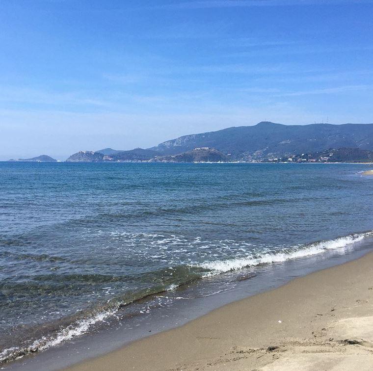 Лучшие пляжи Тосканы: Фенилья