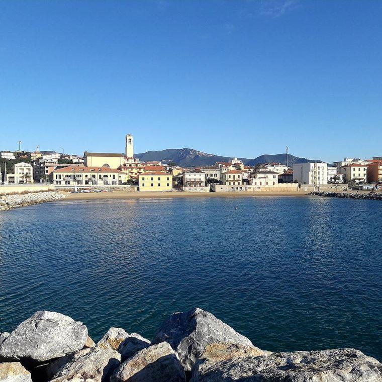 Лучшие пляжи Тосканы: Сан-Винченцо