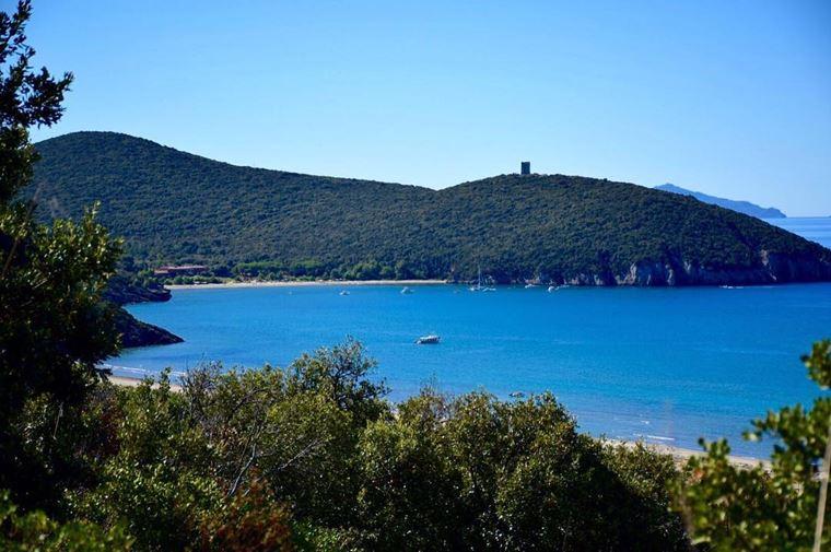 Лучшие пляжи Тосканы: Кала-ди-Форно