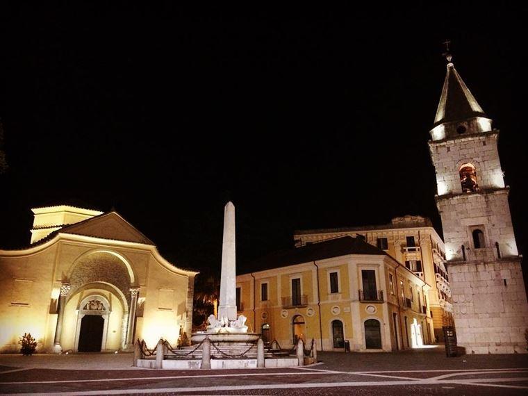 Города южной Италии: Беневенто