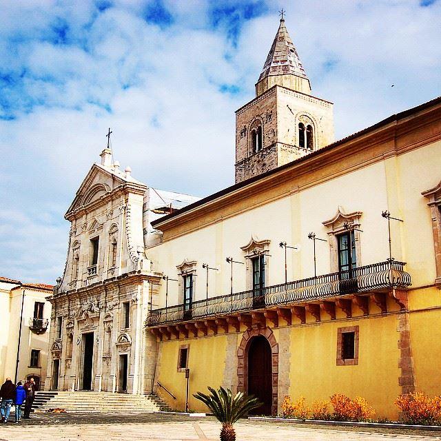 Города южной Италии: Мельфи