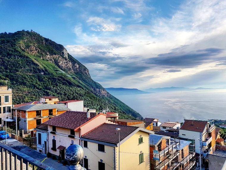 Города южной Италии: Пальми