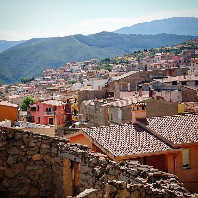 Города южной Италии: Оргозоло