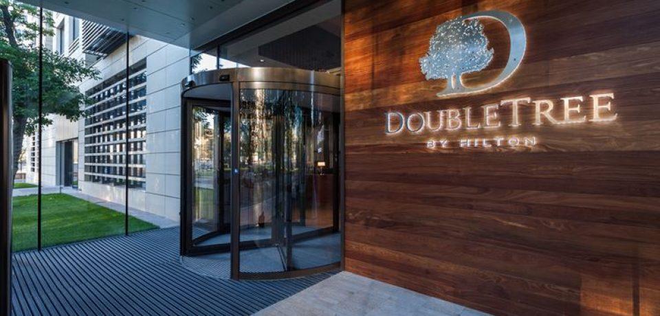 Отель DoubleTree by Hilton откроется в Вильнюсе в 2019 году