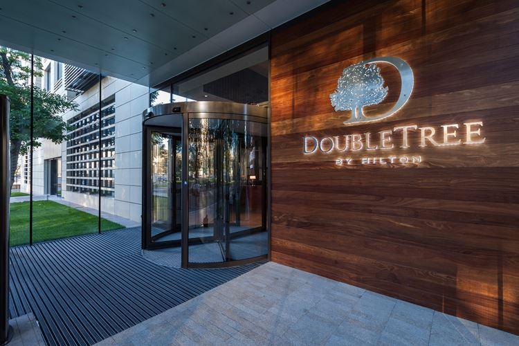 DoubleTree by Hilton Москва