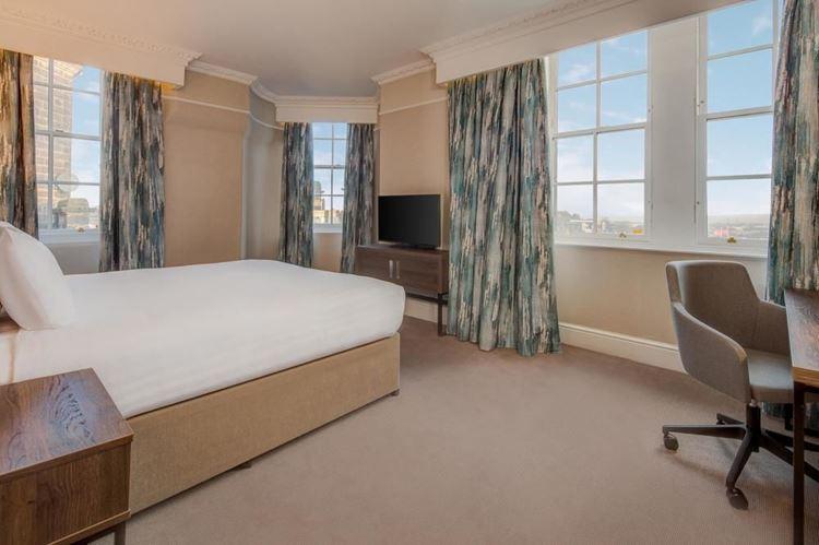 Hilton Edinburgh Carlton Отель в Эдинбурге (2)