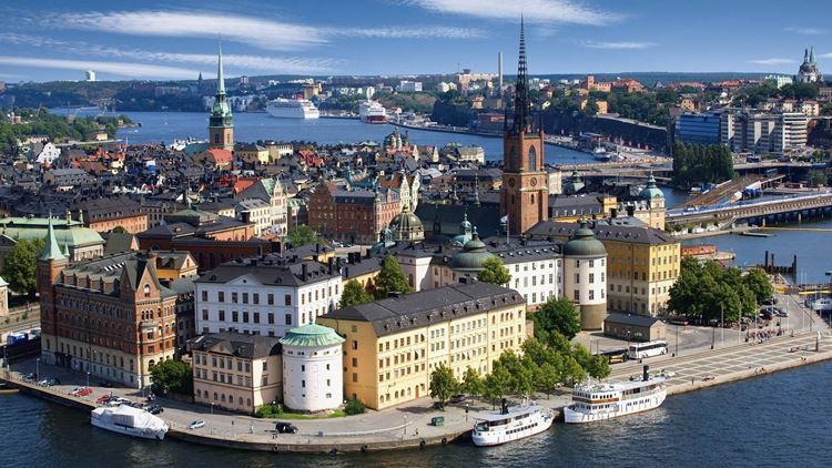 Стокгольм – столица Скандинавии