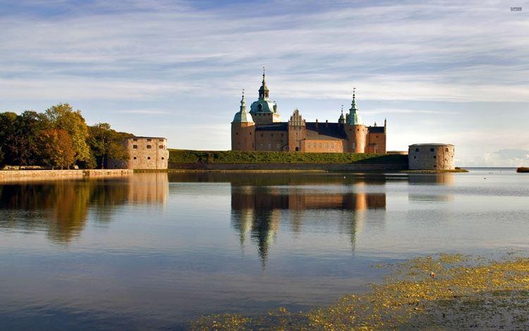 Кальмар – старинный город на юге Швеции