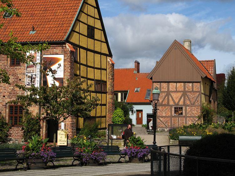 Истад – яркий и дружелюбный город Швеции