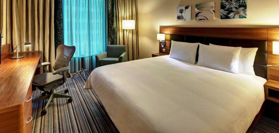 В Брюсселе открывается отель Hilton Garden Inn