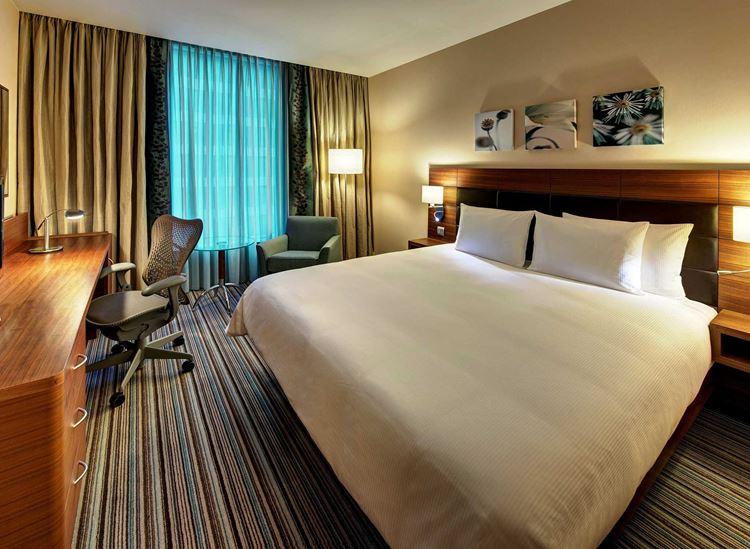 Отель Брюссель Hilton Garden Inn Brussels Louise  (1)