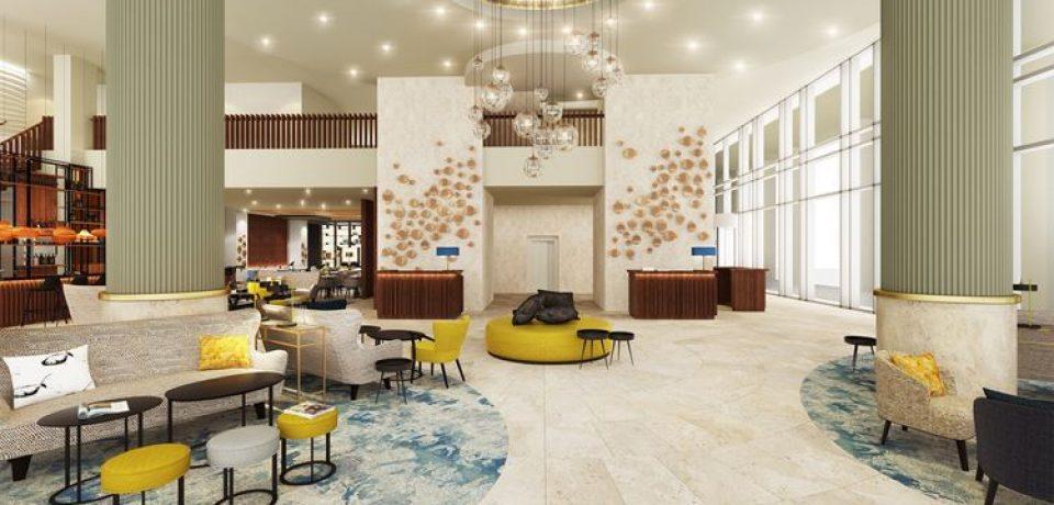 В Роттердаме открылся первый отель Marriott