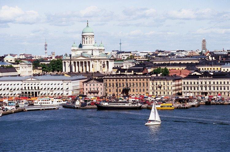Самые лучшие и красивые города Финляндии: Хельсинки