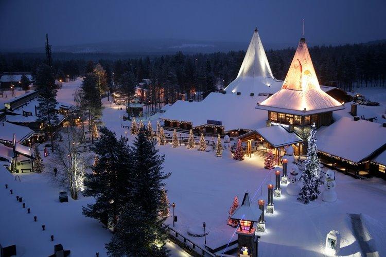 Самые лучшие и красивые города Финляндии: Рованиеми