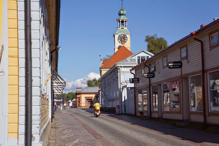 Самые лучшие и красивые города Финляндии: Раума