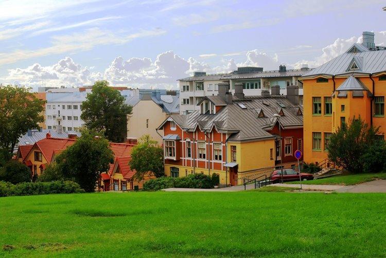 Самые лучшие и красивые города Финляндии: Турку