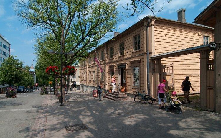Самые лучшие и красивые города Финляндии: Лаппееранта