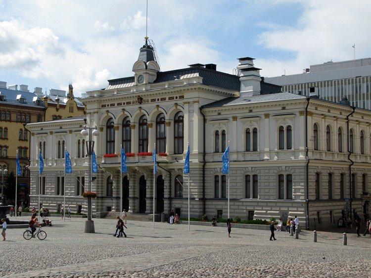 Самые лучшие и красивые города Финляндии: Тампере